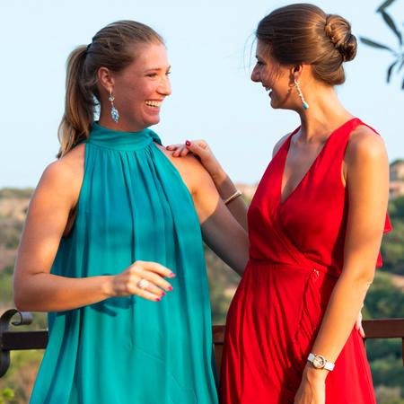 Dopo le affascinanti serate negli splendidi resort sulla Costa…